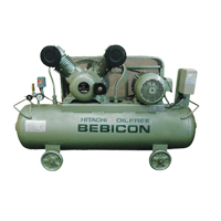 HITACHI Oil Free Bebicon Air Screw Compressor (1.5Kw - 11Kw)