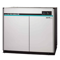 Hitachi Oil Free Screw Compressor NEXT II Series