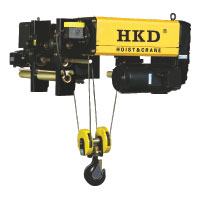 HKD Double Girder Wire Rope Hoist
