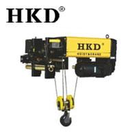 HKD Double Girder Wire Rope Hoist