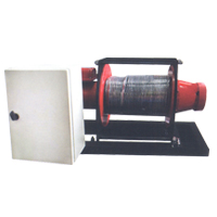 HKD Electric Drum Winch