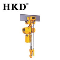 HKD Hoist With Electric Trolley