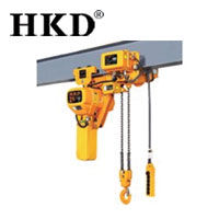 HKD Low Headroom Chain Hoist