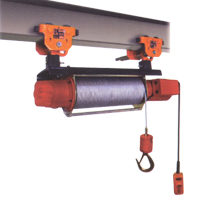HKD Monorail Grooved Winch