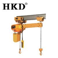 HKD Twin Hook Chain Hoist