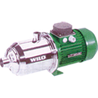 Horizontal Multi Stage Close Coupled Pump