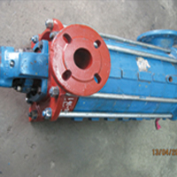 Horizontal Multi Stage Pump Service