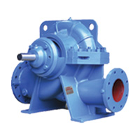 Horizontal Vertical Split Case Pump