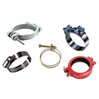 Hose Clamp And Clip