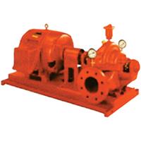 HSC Pump To UL / FM / NFPA Standrad