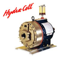 HYDRACELL Piston-Diaphragm Pumps