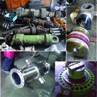 Hydraulic Cylinder Servicing
