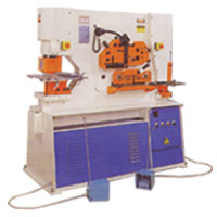 Hydraulic Ironworkers & Punching Machines