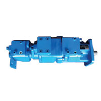 Hydraulic Main Pump (Kato)