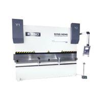 Hydraulic Press Brake YSD HPS CNC Series - 3M