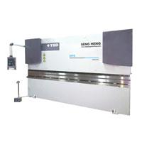 Hydraulic Press Brake YSD HPS CNC Series - 4M