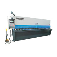 Hydraulic Shearing QC12K NC Series