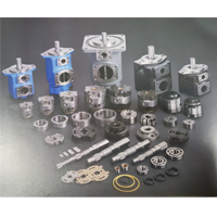 Hydraulic Vane Pump And Cartridge Kits