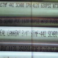 Hydroseal PVC, CPVC Schedule 80 Pipe