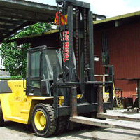Hyster 16-20 Ton Forklifts