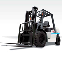 IC Engine Forklift Trucks - FD/FG35-50 (3.5 - 5.0 Ton)