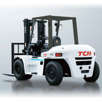 IC Engine Forklift Trucks -  FD60-100 Z8 (6.0 - 10.0 ton)