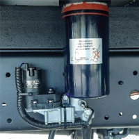 IHI Automatic Chasis Lubrication System For Bus