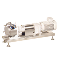 Industrial & Sanitary Positive Displacement Pumps