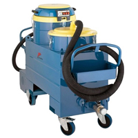 Industrial Vacuums For Oil, Metal Chips And Swarf