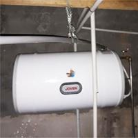 Install Heater Storage Tank