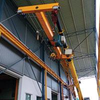 Install New Crane