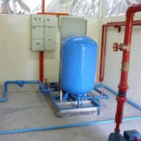 Install Water Tank Booster Pump