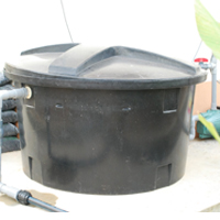 Install Water Tank