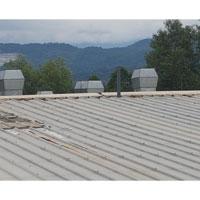 Installation Roof