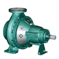 ISO Sovereign End Suction Centrifugal Pump