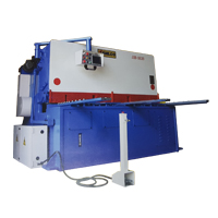 Jamlco NC Hydraulic Shearing Machine