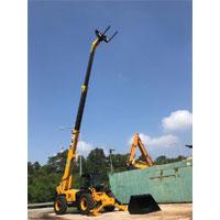 JCB 532-120 Telescopic Forklift