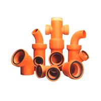 JPC INTAN Vitrified Clay Pipes