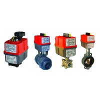 J+J Electric Actuated Valve