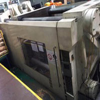 JSW Used Injection Plastic Moulding Machine