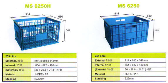 Jumbo Boxes Container