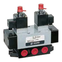 K Series Electric Control Change Valves