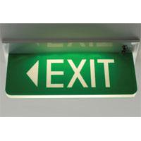 Keluar Sign Lighting