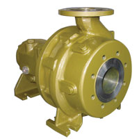 KEWPUMP Jacketed Chemical Process Pump