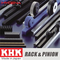 KHK Rack & Pinion