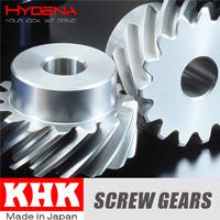 KHK Screw Gears