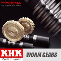 KHK Worm Gears