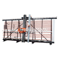KING SKY Composite Panel Grooving And Cutting Machine