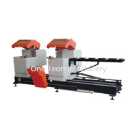 KING SKY Double Mitre Saw CNC Control