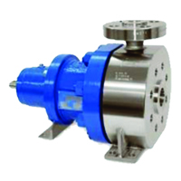 KLAUS UNION Sealless Centrifugal Pump For High Pressure